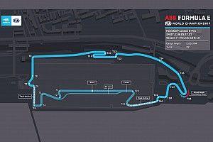 Formula E unveils updated London E-Prix circuit