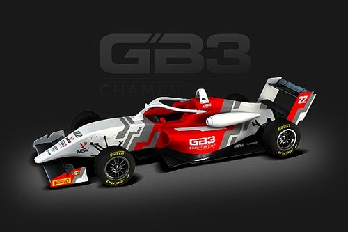GB3 announces new car for 2022 featuring halo and side air-intake