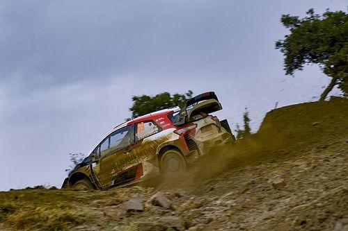 Greece WRC: Rovanpera leads, Evans and Neuville suffer dramas