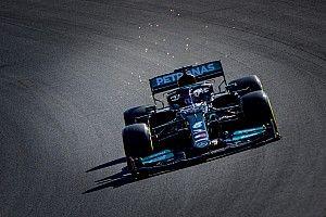 """Hamilton: """"Ho dato tutto, ma Verstappen era più veloce"""""""