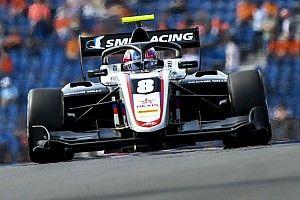 Смоляр поднялся на подиум в воскресной гонке Ф3 в Зандфорте