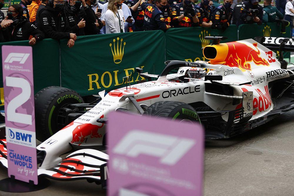 Verstappen: A technikai hibák nem befolyásolták a teljesítményünket