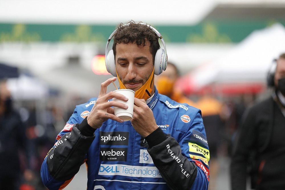 Ricciardo: Négy jó köröm volt a Török Nagydíjon...