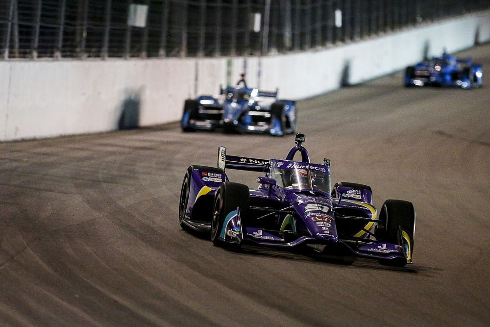 Why Grosjean's oval commitment shows he's serious about IndyCar