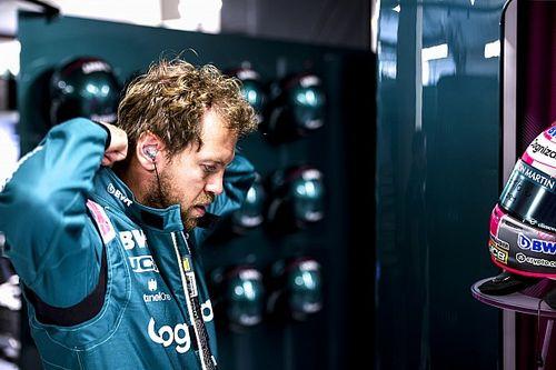 Vettel salue la manifestation anti-F1 d'Extinction Rebellion