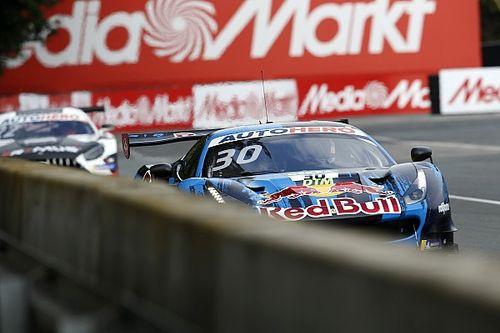 Norisring DTM: Lawson beats van der Linde to pole for finale