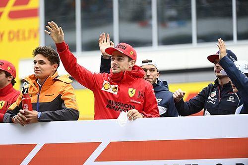 Leclerc nem bánná, ha idén is csúszós lenne a pálya