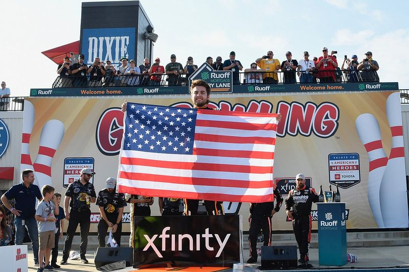 Noah Gragson goes back-to-back with Richmond Xfinity win