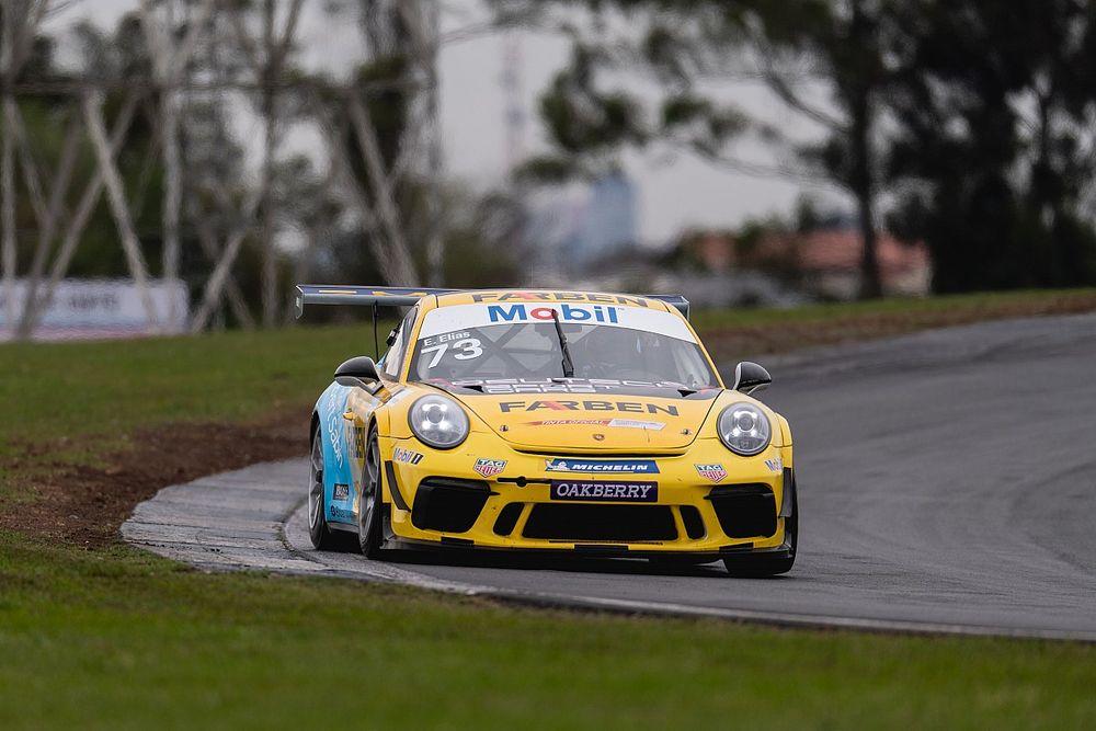 Porsche Cup: Enzo Elias escala pelotão em Curitiba e protagoniza o pega da corrida na Carrera