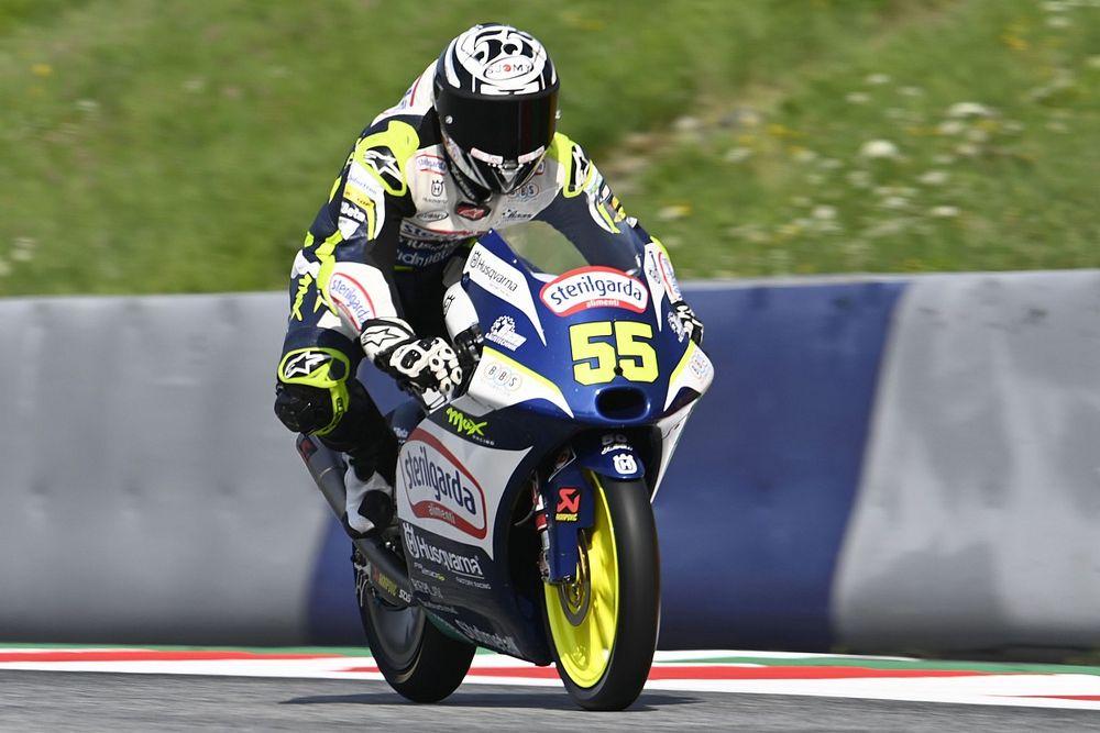 Moto3 Avusturya: Suzuki ve Rodrigo çarpıştı, Fenati pole pozisyonunu kazandı