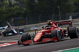 Ezért nem elégedett teljesen a Ferrarihoz igazoló Sainz a szezonjának első felével