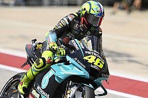 """Valentino Rossi critical of """"Russian Roulette"""" Moto3 restart decision"""