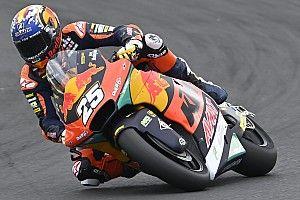 Hasil FP2 Moto2 Amerika: Duo KTM Ajo Asapi Sam Lowes