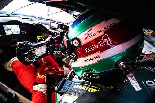 """Esordio a Le Mans per Rovera: """"Tengo lontane le pressioni"""""""