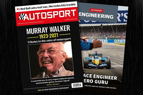 Magazine: Tributes to Murray Walker, plus Bahrain testing round-up
