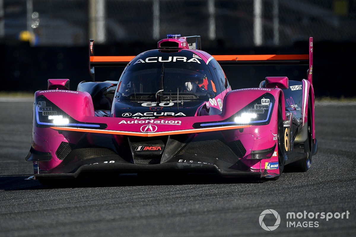 "Packed Rolex 24 grid gives race ""a survival feel"" - Cameron"