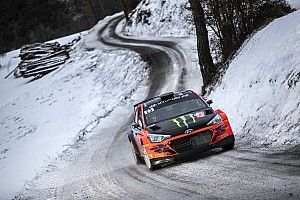 Oliver Solberg to make WRC car debut in Finland
