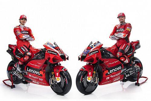 Ducati y su nueva era en MotoGP con estreno de pilotos y patrocinador