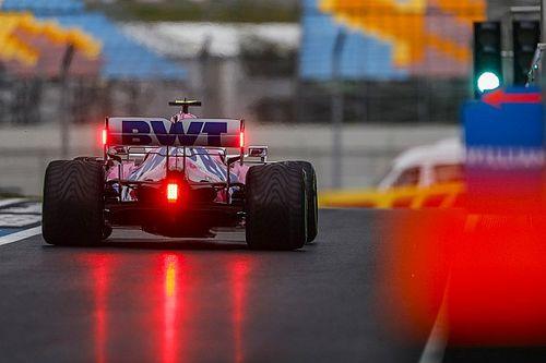 """F1: Stroll diz que granulação dos pneus foi """"terrível"""""""