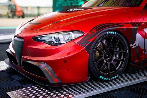 ETCR: Coletti è il primo pilota dell'Alfa Romeo Giulia