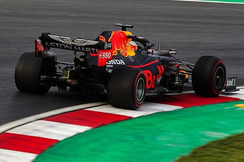 F1 GP Turki: Verstappen Tercepat, FP3 Dipenuhi Insiden