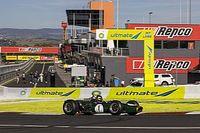 Iconic Brabham BT19 car completes Bathurst laps