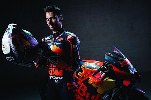 """Oliveira attend une """"réalité plus difficile"""" dans le team KTM factory"""