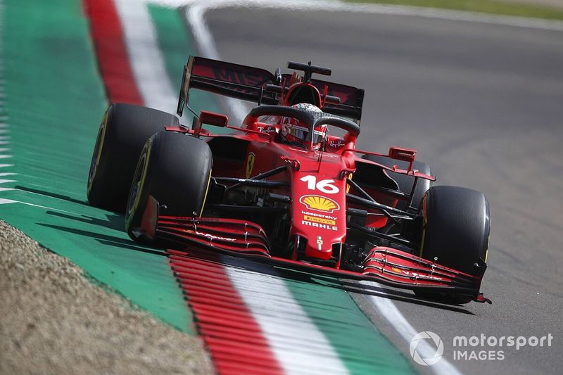 "Leclerc: ""Difficult to believe"" Ferrari so close to top teams"