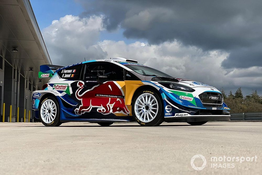 WRC: Fourmaux rispolvera la livrea usata da Ogier nel 2017-2018