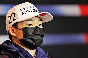 """AlphaTauri'ye göre Tsunoda'nın sıralamalardaki kazası """"çaylaklık sürecinin bir parçası"""""""