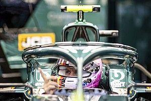 """Vettel szerint """"pozitívan"""" reagált az Aston Martin a bahreini szenvedésére"""