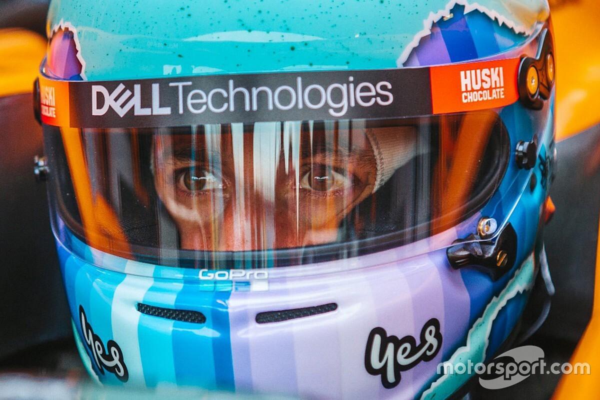 Ricciardo ya intuye qué apostará con Zak Brown si sube al podio