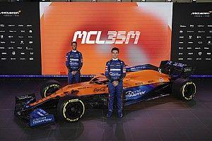 Com Ricciardo e em reedição de parceria com Mercedes, McLaren lança carro de 2021; veja fotos