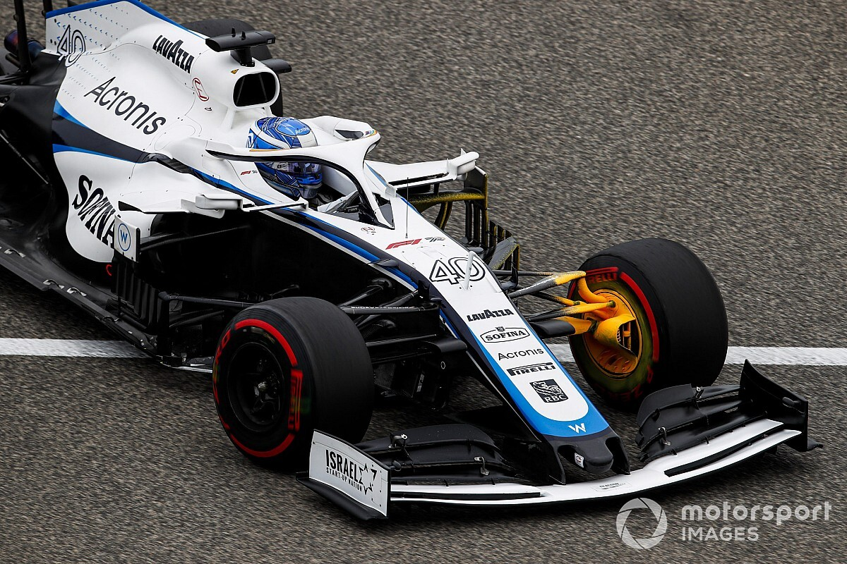Williams conferma Roy Nissany come test driver nel 2021