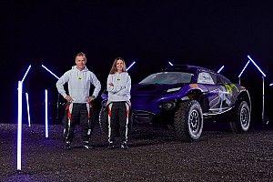 Extreme E: Loeb correrà con il team di Hamilton nel 2021!