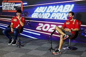 """Vettel diz que Leclerc é """"o maior talento da F1 em 15 anos"""""""