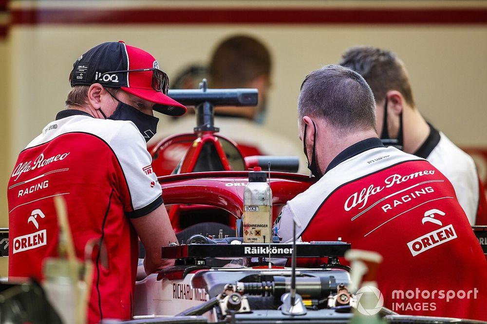 Alfa Romeo: dopo Mercedes ha percorso più km nel 2020