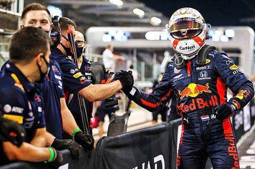 """Max Verstappen élu """"Pilote du Jour"""" du GP de Sakhir 2020"""