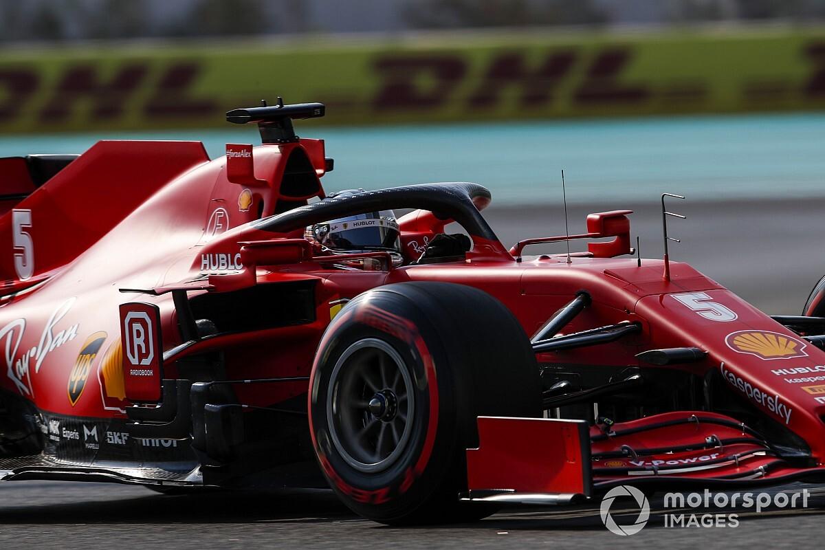 Vettel ve Leclerc, Abu Dhabi'de puan istiyor