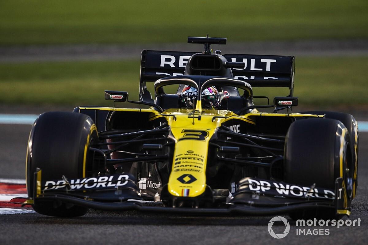 GP d'Abu Dhabi : les meilleurs tours en course
