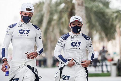 F1: AlphaTauri confirma renovações de Gasly e Tsunoda para 2022