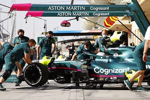 ¿Por qué Aston Martin no rinde como el Mercedes rosa en la F1 2021?