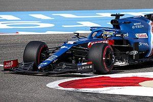 Alonso: estoy contento, pero hay que ajustar detalles