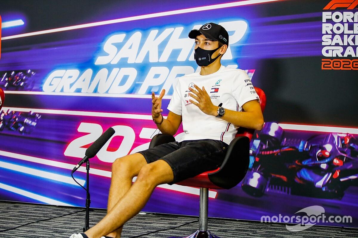 Leclerc, Russell'ın Mercedes'le kazanabileceğine iddiaya girebilir