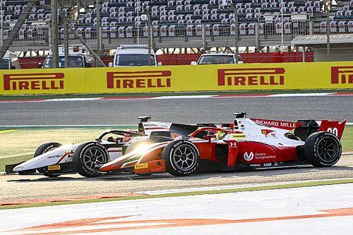 Итоговое положение в общем зачете Формулы 2 2020 года