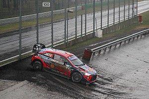WRC Rallye Monza 2020: Dani Sordo führt - Elfyn Evans auf WM-Kurs
