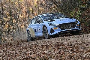 WRC, Hyundai: primo test promettente con la i20 Rally2