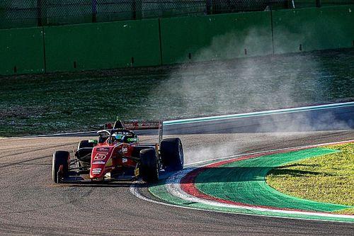 Formula Regional, Imola, Gara 3: Pasma concede il bis