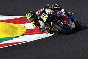 Hasil Warm Up MotoGP Portugal: Crutchlow Tercepat, LCR Honda 1-2