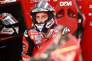 Kabar Buruk bagi Aprilia, Dovizioso Alami Insiden Motocross